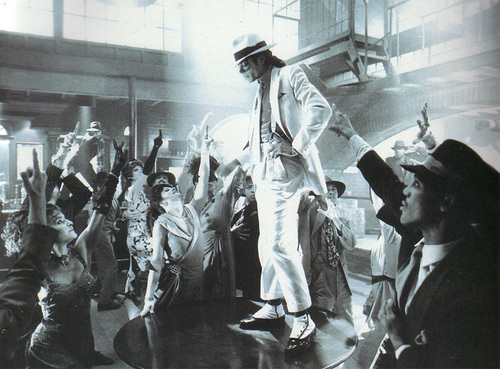 "Videoshoots / ""Smooth Criminal"" Set"