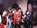 Videshoots / Beat it Set - michael-jackson photo