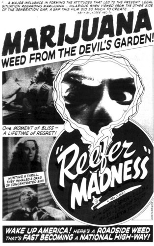 Weed from the Devil's Garden!