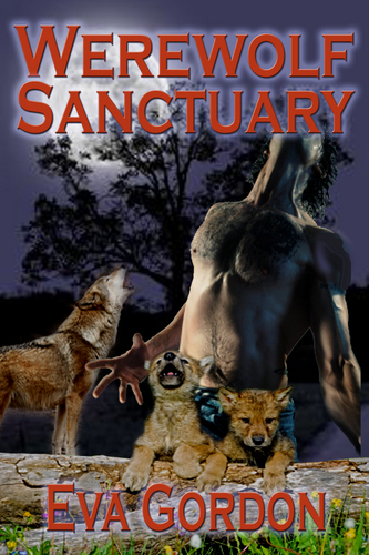 manusia serigala wallpaper containing anime titled Werewolf Sanctuary