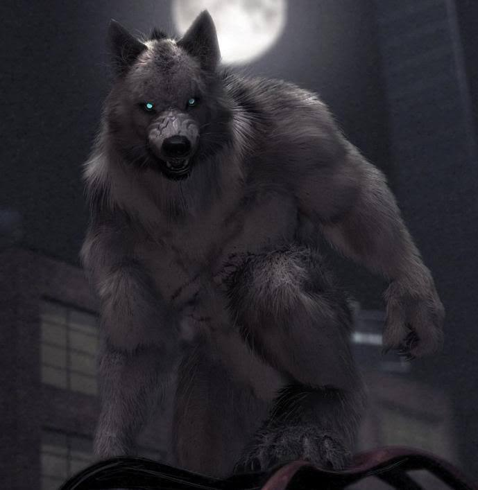 Real Werewolves Sightings