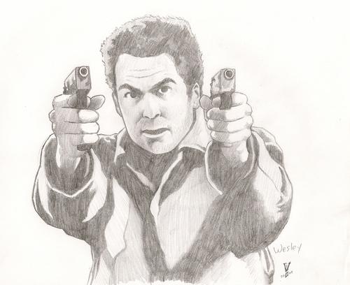 Wesley Sketch