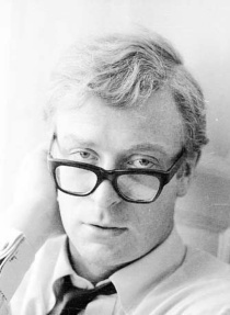 Young Michael Caine