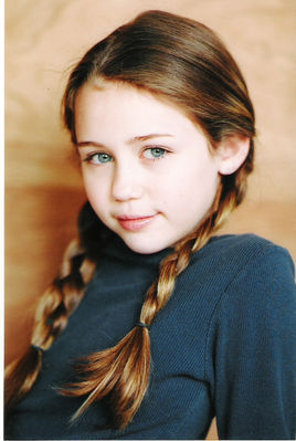Young Miley