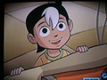 Zak as a little kid! - the-secret-saturdays screencap