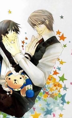 akihiko & misaki