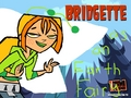 bridgette as a earth fairy - total-drama-island fan art