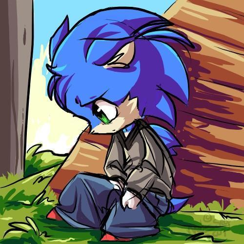 cute litle sonic Warning:this is so cute that bạn will die