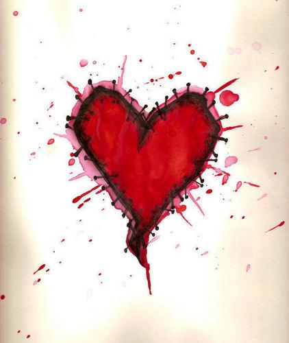deux coeurs!<3