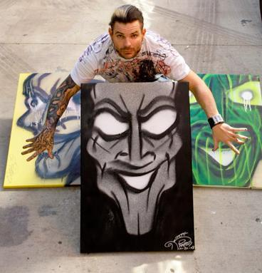 Jeff Hardy's Art