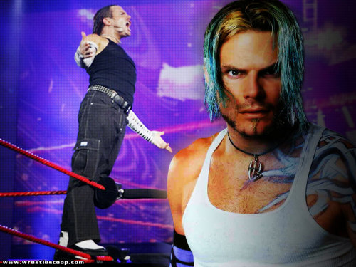 Jeff Hardy wallpaper containing a concert called jeff hardy