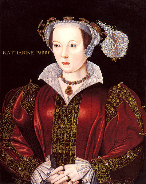 The six wives of henry viii katherine parr