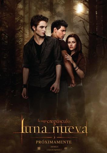 luna nueva - MEGA EXTRA GDE poster, hasta que lo conseguí =) quiero llorar