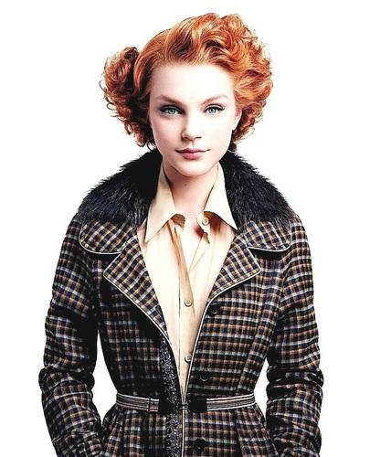 model Jessica Stam