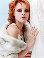 model Jessica Stam - redheads photo