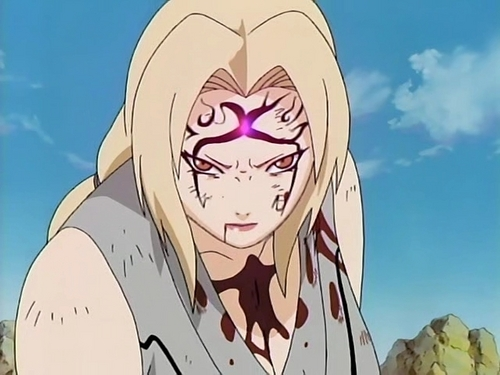 Naruto girl
