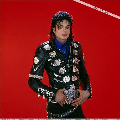 Michael Jackson Hintergrund titled photoshoots
