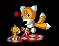 tails vs tails doll - tails-doll photo