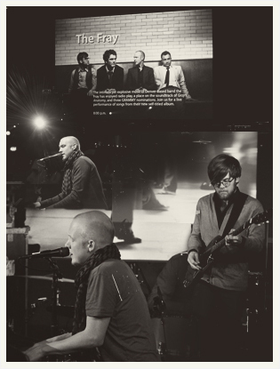 the fray <3