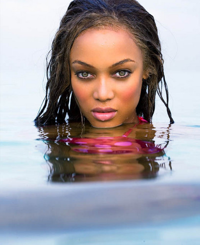 tyra for sport illustrated