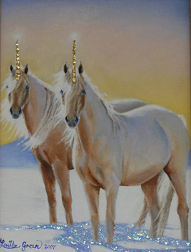 Golden Unicorns