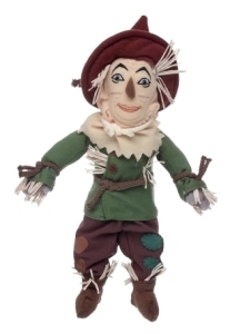 The Wizard of Oz wallpaper titled Scarecrow,Plush Toy