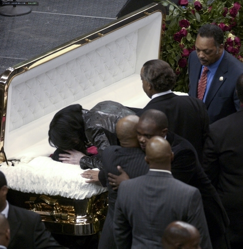 2006 / Funeral of James Brown