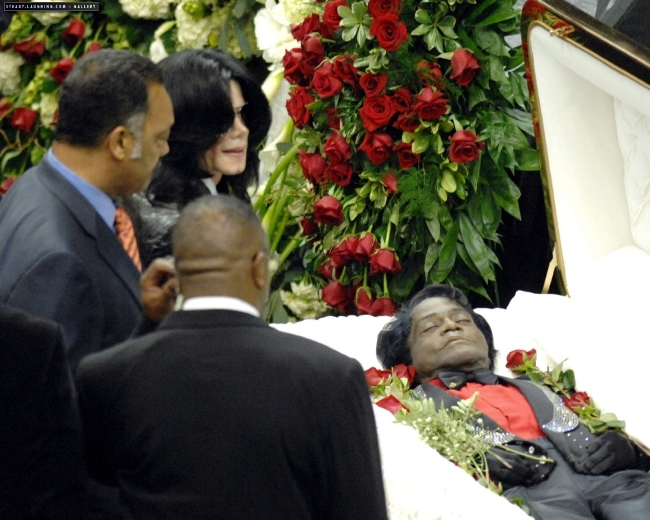james brown open casket - photo #14