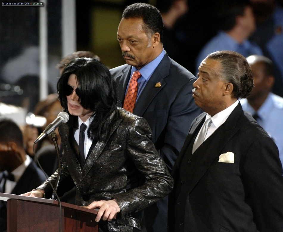 2006 / Funeral of James Brown