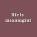 """Life is wonderful"" lyric icons! - song-lyrics icon"