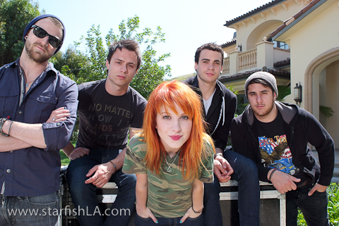 Brand New Eyes wallpaper titled |Starfish LA photoshot|