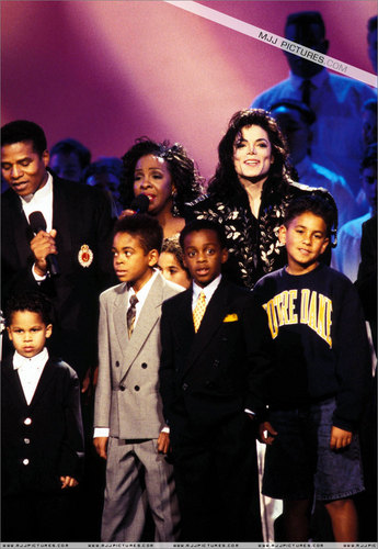 .	The Jackson Family Honors