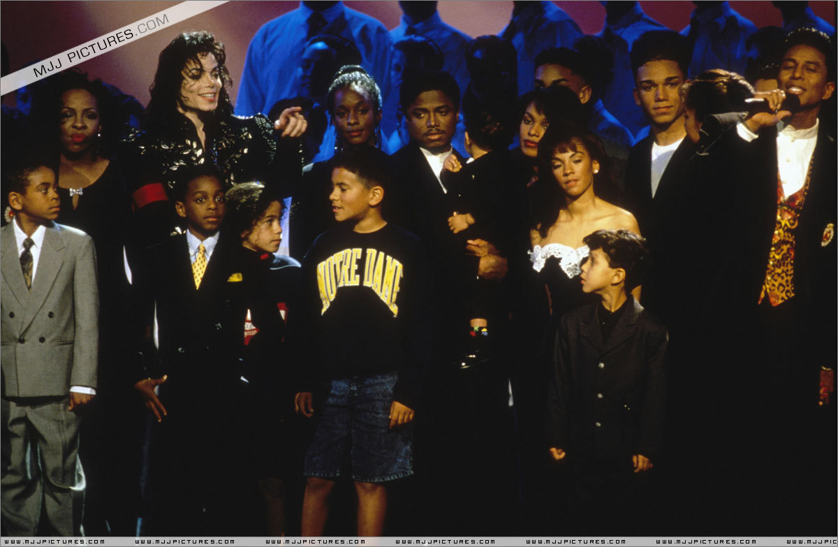 . The Jackson Family Honors