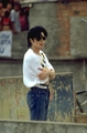 "Videoshoots / ""They Don't Care About Us"" Set - michael-jackson photo"