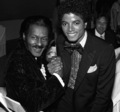 1978: Michael at a GRAMMY Awards reception at Chasens restaurant in Los Angeles. - michael-jackson photo