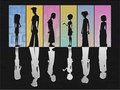 6Teen shadows - 6teen photo