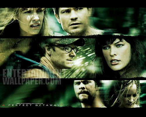A Perfect Getaway (2009) mga wolpeyper