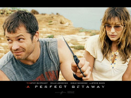 A Perfect Getaway (2009) wallpapers