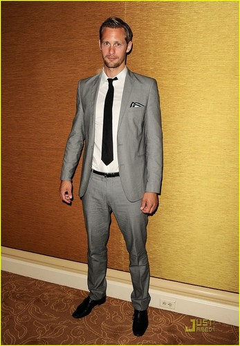 Alex @ the 2009 Summer Television Critics Association Press Tour - alexander-skarsgard Photo
