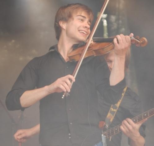 Alexander Rybak in Engerdal