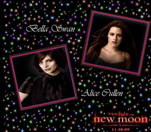 Alice & Bella_New Moon