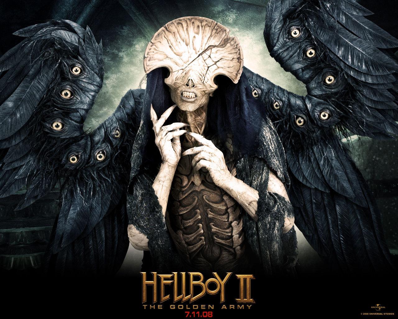 Villains Angel of Death (villian)