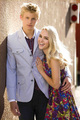 Annasophia Photoshoot with Alexander Ludwig