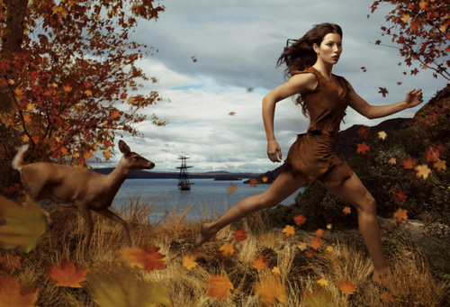 Annie Leibovitz's Disney Dreams