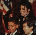 Appearances > Pepsi & Heal The World Foundation Press Conference - michael-jackson photo