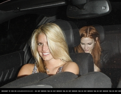 Ashlee & Jessica in LA