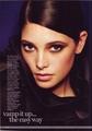 Ashley Greene Scans from Glamour Magazine - twilight-series photo
