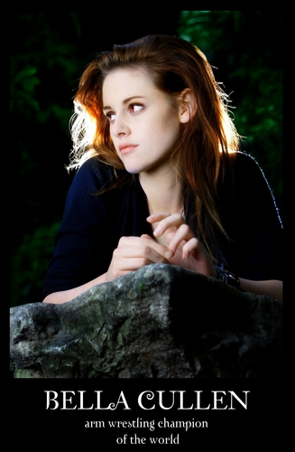 Bella Cullen Owns Your Life