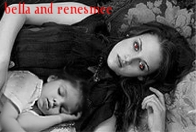 Bella and Renesmee <3