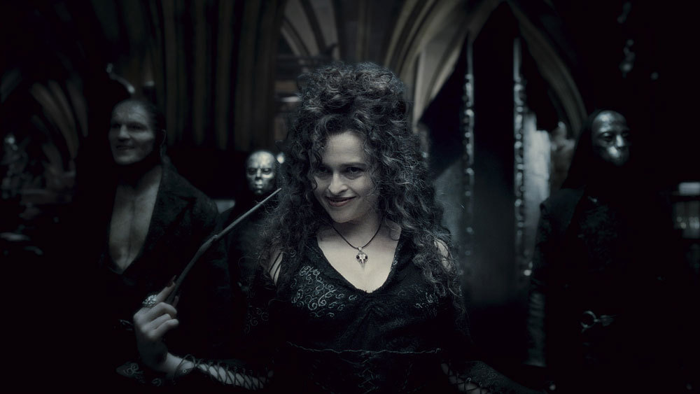 Bellatrix in Half blood prince